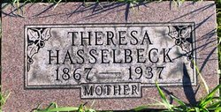 Theresa <I>Mayer</I> Hasselbeck