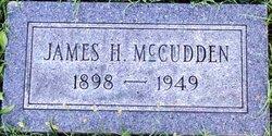 James H McCudden