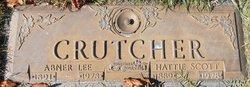 Harriet <I>Scott</I> Crutcher