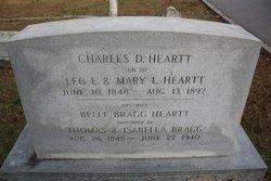 "Isabella Cuthbert ""Belle"" <I>Bragg</I> Heartt"