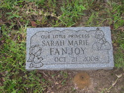 Sarah Marie Fanjoy