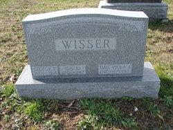Ida L <I>Bittner</I> Wisser