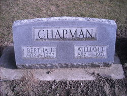 Bertha L Chapman