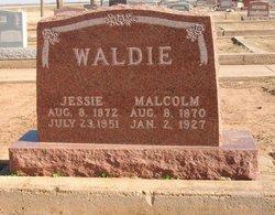Malcolm Waldie