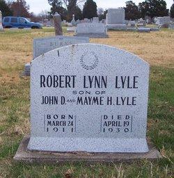 Robert Lynn Lyle