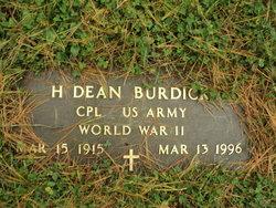 Harry Dean Burdick
