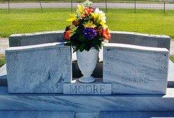 Blanche D. Moore