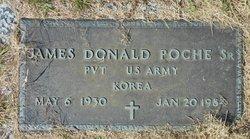 James Donald Poche, Sr