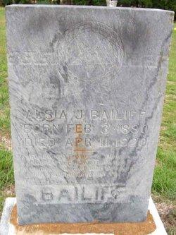 Alsia J. Bailiff