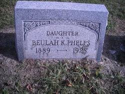 Beulah K Phelps