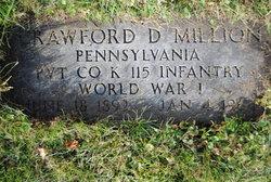 Crawford Daniel Million