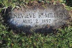 Genevieve R <I>Scully</I> Million