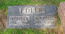 Frederick Edler