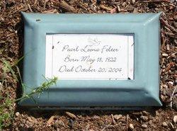 Pearl Leona Felter