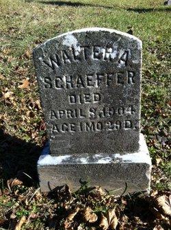 Walter A. Schaeffer