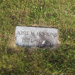 "Josephine M. ""Joise"" Hopkins"