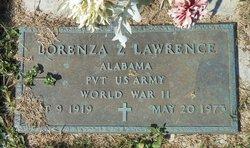Lorenza Z. Lawrence