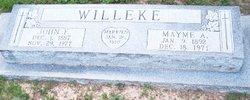 John F Willeke
