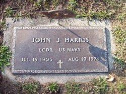 Dr John J Harris
