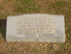 William M Gibson