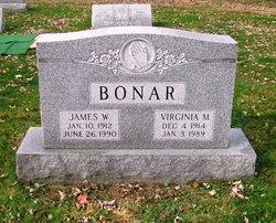 James W Bonar