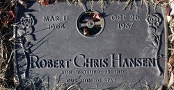 Robert Chris Hansen