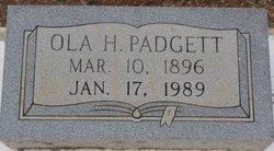 Ola H. Padgett