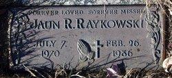 Juan R Raykowski