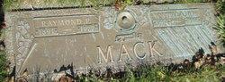 Stella M <I>Amacher</I> Mack