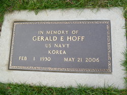 Gerald E Hoff