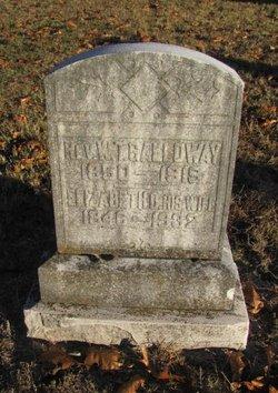 Rev William T Galloway