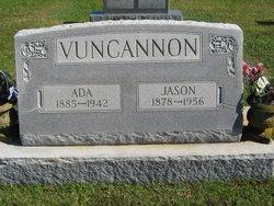Ada <I>Williams</I> Vuncannon