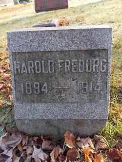 Harold Freburg
