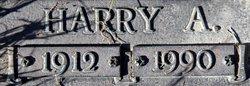 Harry A Boogren