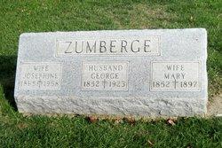 George Zumberge