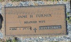 Jane H. Turner