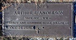 Arthur L Anderson
