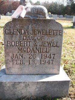 Glenda Jewelette McDaniel