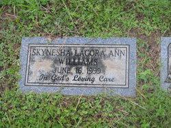 Skynesha Lacora Ann Williams