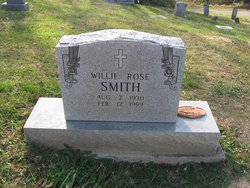 Willie Rose Smith