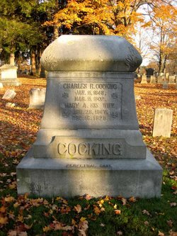 Charles R Cocking