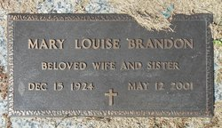 Mary Louise Brandon
