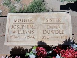 Josephine Williams