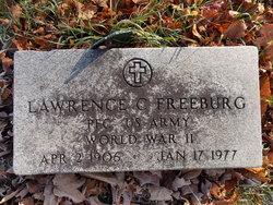Lawrence C Freeburg