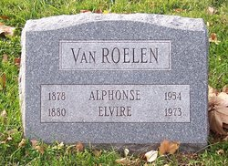 Alphonse VanRoelen