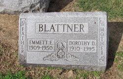 Dorothy D Blattner