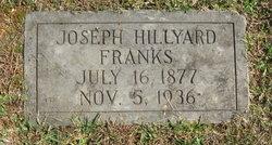Joseph Hillyard Franks