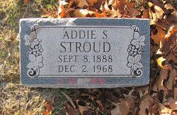 Addie S Stroud