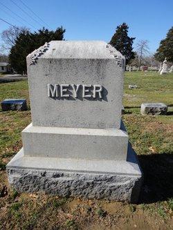Anna Louise <I>Timmerberg</I> Meyer