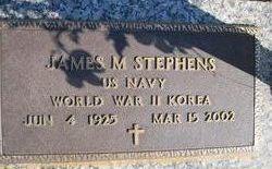 James M. Stephens